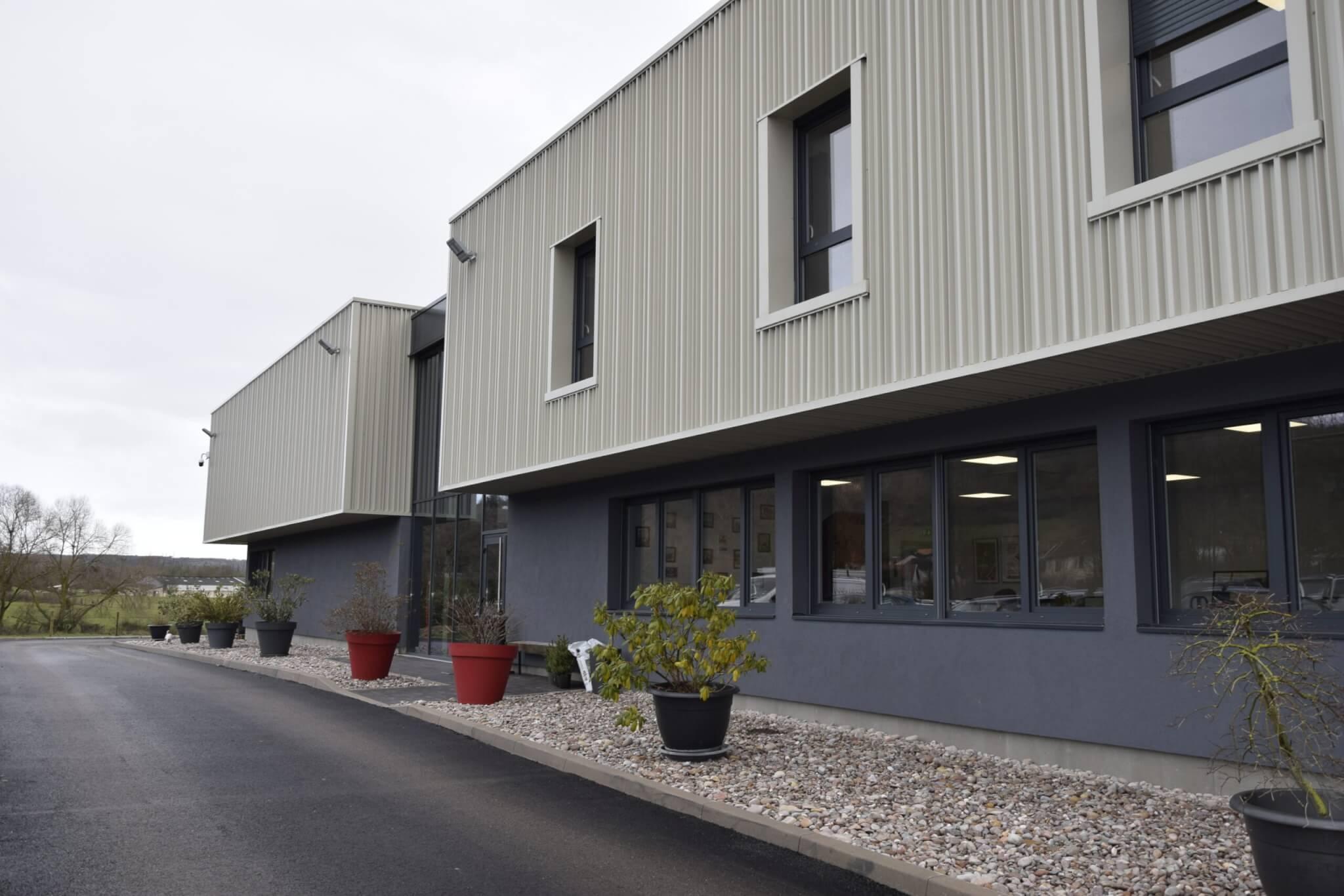 4H IMMO Domgermain – entrée bureaux – AAP