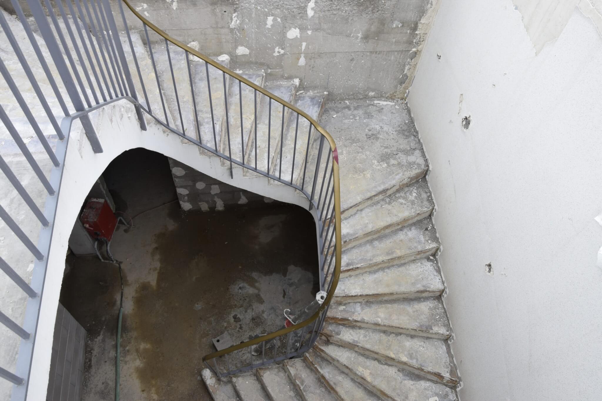 AAP_Logiest Pompey_escalier intérieur