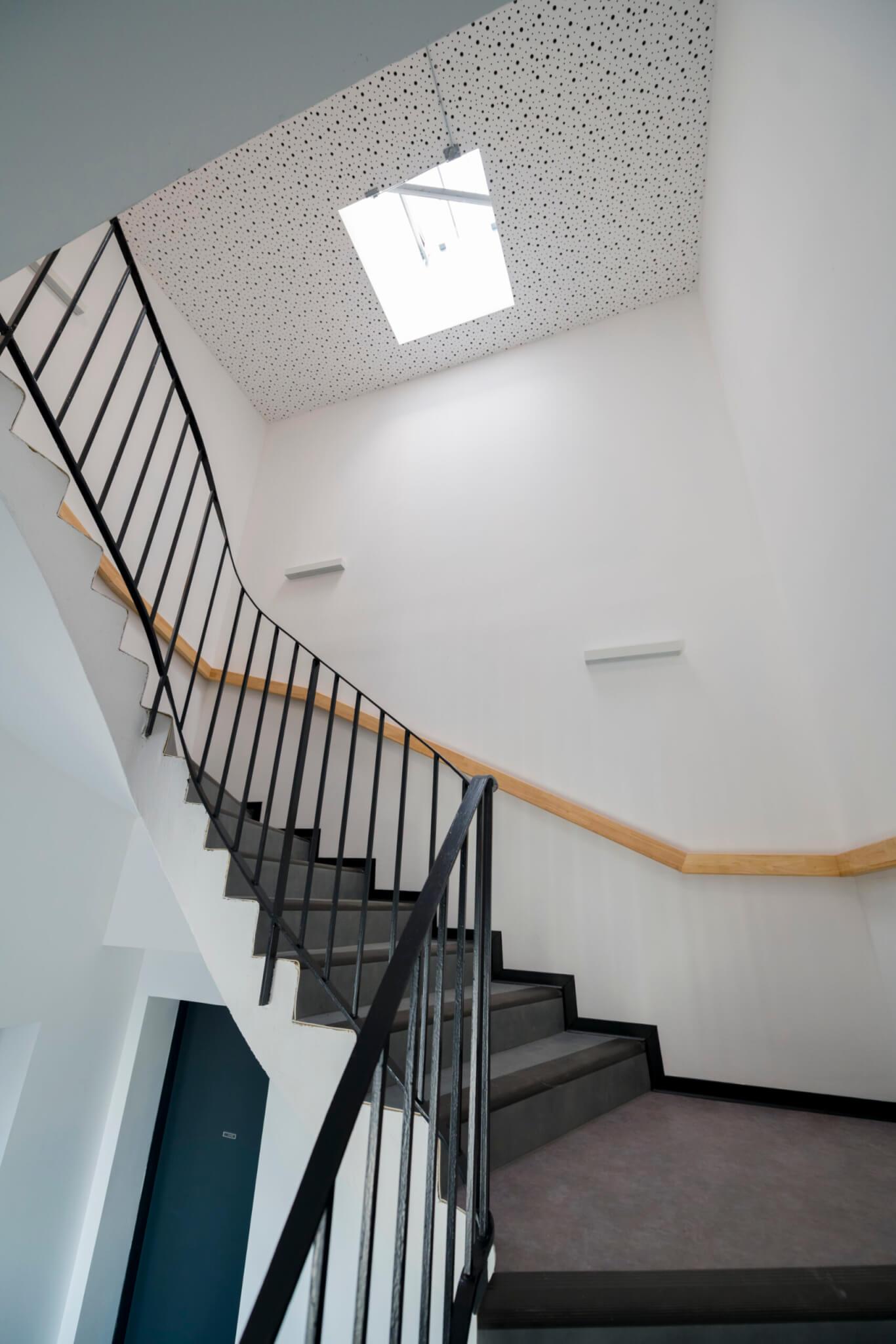 AAP_Logiest Pompey_vue escalier commun fini